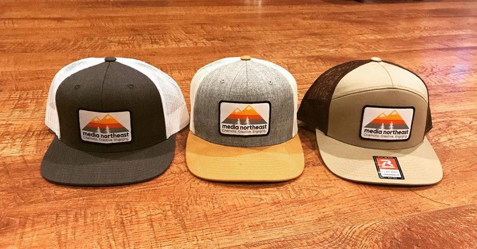 Media Northeast hats