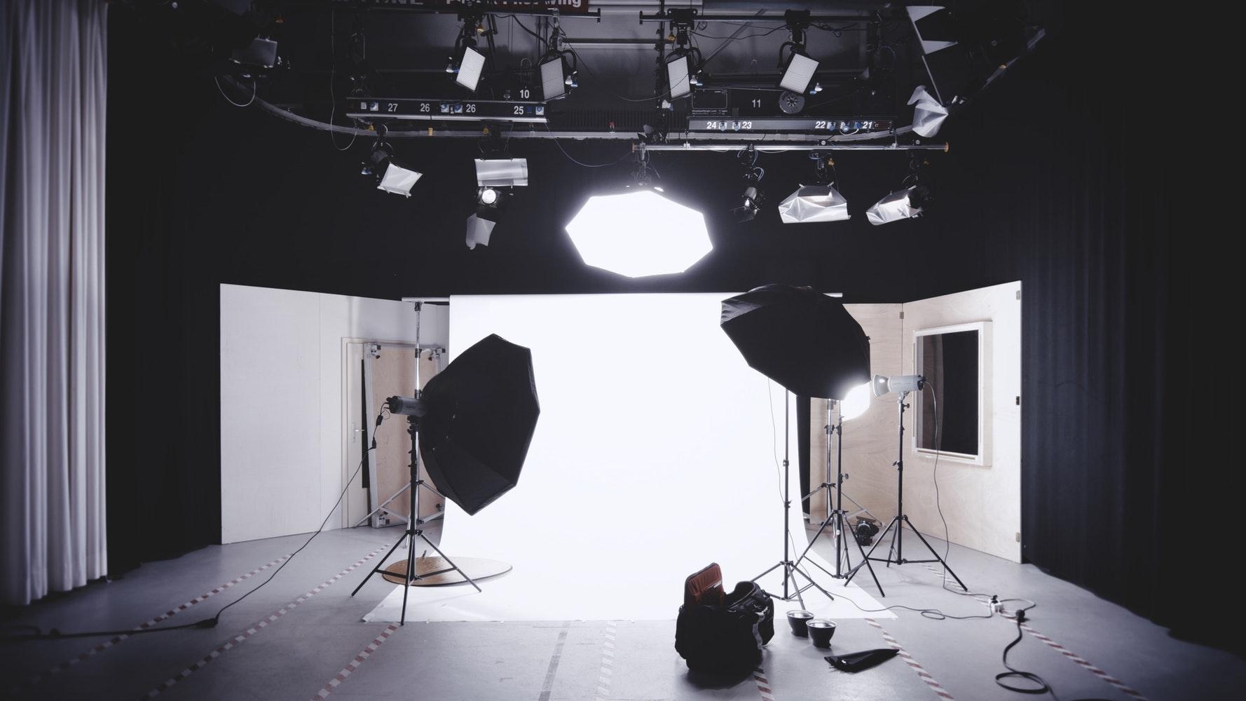 New England Video Production studio