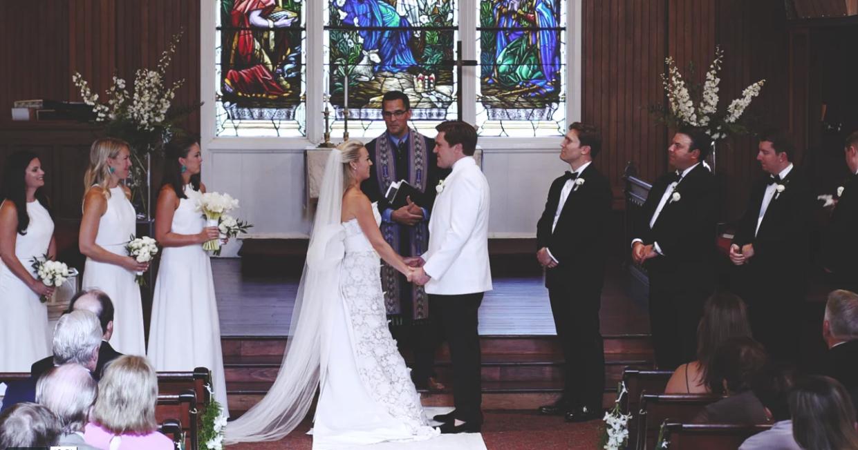 New England church weddings