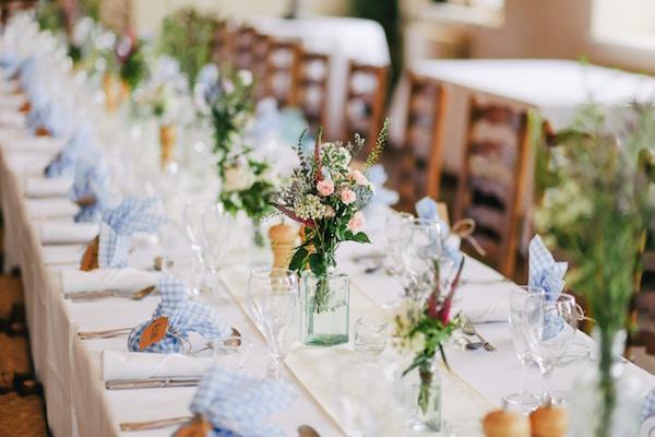 Maine wedding season