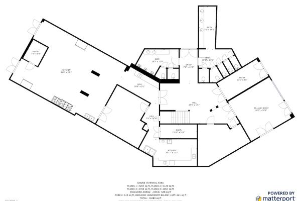 Maine property blueprints