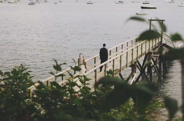 Falmouth Maine wedding